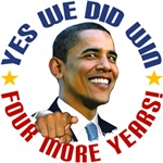 Yes We Did!