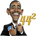 Obama 44 Victory