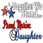 Proud Marine Daughter
