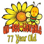 Un-Bee-Lievable 77th