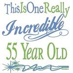 Incredible 55th