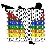 Taekwondo Colors