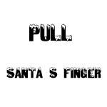 Pull Santa's Finger