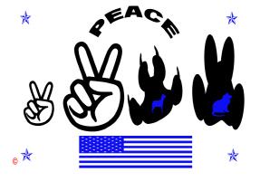 HUMOR/PEACE