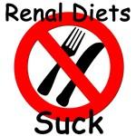 Renal Diets Suck