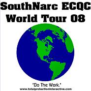 SouthNarc World Tour '08 T-Shirts