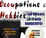 Crude Occupation Shirts