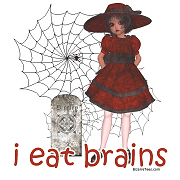 I Eat Brains T-Shirts