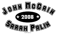 John McCain/Sarah Palin 2008 Shirts