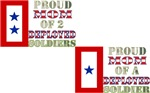 Proud Mom of a Deployed Soldier (s)