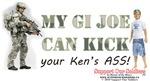 GI Joe vs Ken