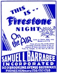 Firestone on the Air