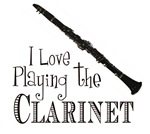 I Love Playing Clarinet