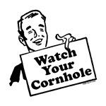Watch Your Cornhole
