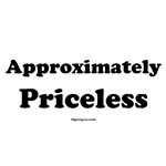 Approximately Priceless