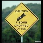 Caution F-Bomb Dropped Often