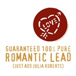 100% Pure Romantic Lead - Julia Roberts Design