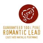 100% Pure Romantic Lead - Natalie Portman Design