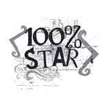 Grunge 100% Star Products