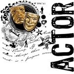 Actor Alchemy of Acting T-shirts & Gifts