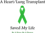 Heart/Lung Transplant Survivor
