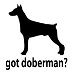 Got Doberman?