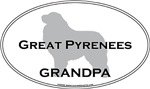 Great Pyrenees GRANDPA