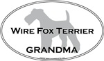 Wire Fox Terrier GRANDMA