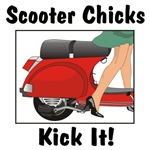 Chicks Kick It!