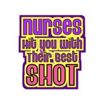 Nurses Hit You With Their Best Shot