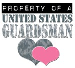 Property of a US Guardsman