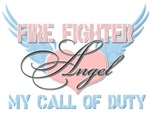Fire Fighter Angel My Call of Duty