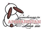 Somebunny in Afghanistan Loves Me
