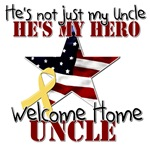 He's not just my uncle