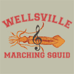 Wellsville Marching Squid