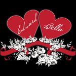 Edward & Bella (Hearts)