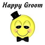 Smiley Face (Groom)