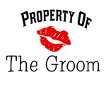 Property of the Groom (Red Lips)
