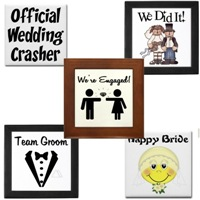 Wedding Attendant Gifts,Bride and Groom Gifts