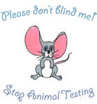 Don't blind me! (ASPCA)