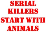 Serial Killers start with Animals (ASPCA)