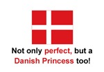 Perfect Danish Princess