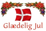 Danish Glaedelig Jul 2 Gifts