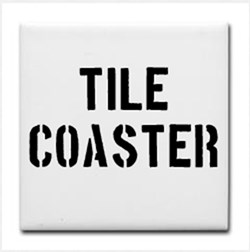 Misc. Tile Coasters