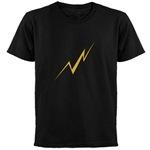 Wonky Lightning Bolt