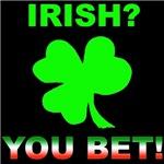 Irish Designs on T-Shirts
