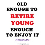 Retiring Accountant