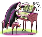 pEnGuIn PiAnIsT