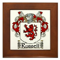 Russell Coat of Arms & More!