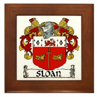 Sloan Coat of Arms & More!